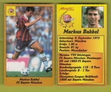 Bayern Munich Markus Babbel Germany 142